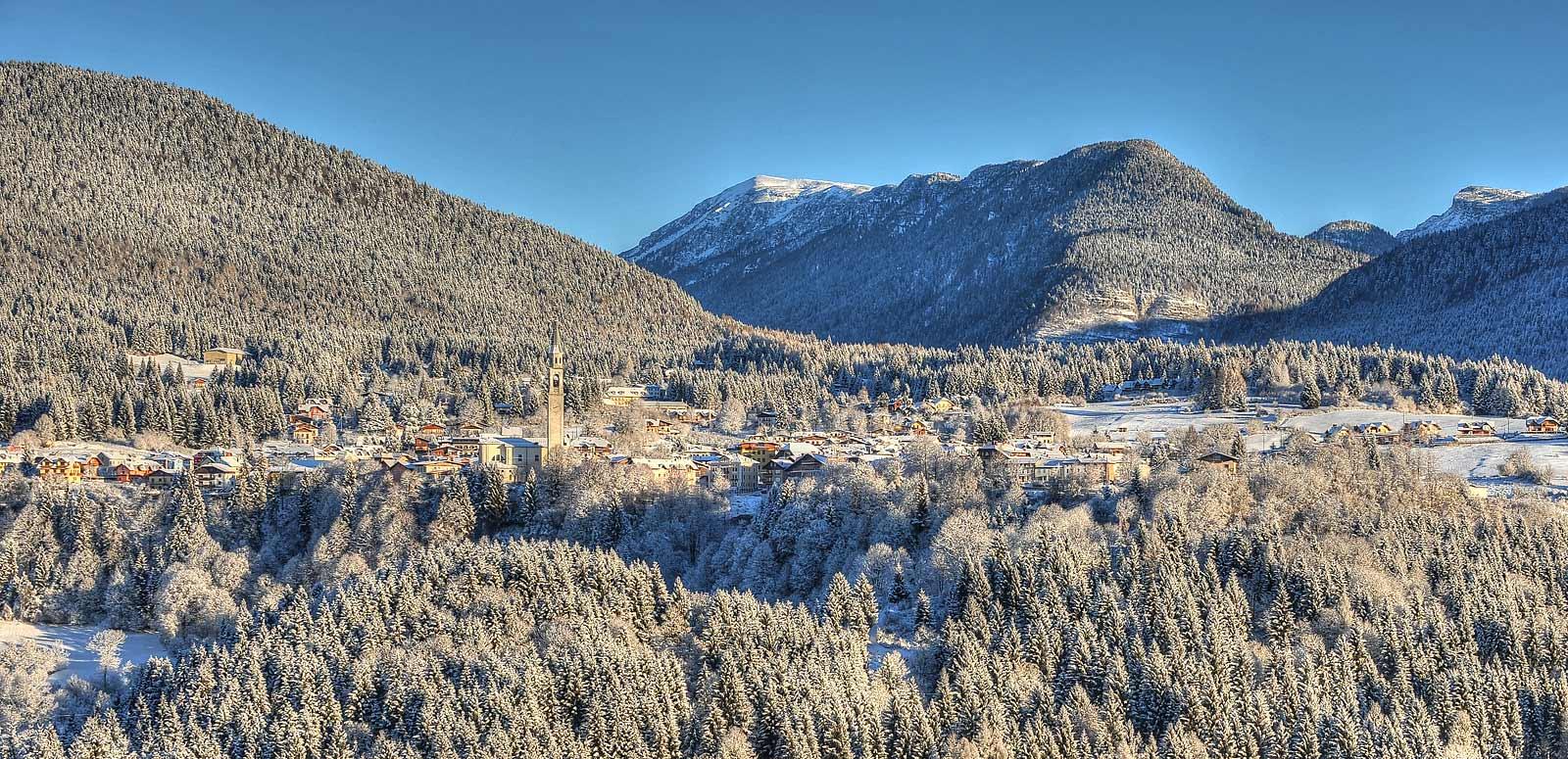 La tua casa vacanza in Montagna...