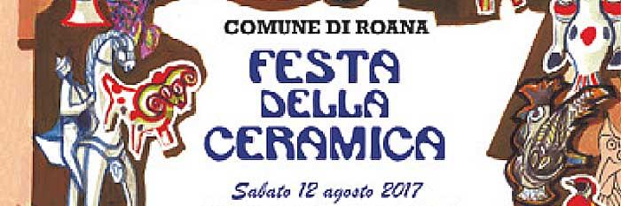 Immobiliare roana festa della ceramica 2017 for Immobiliare roana