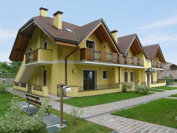 Immobiliare roana borgo alle telve appartamenti for Immobiliare roana